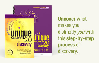 Unique Ability 2.0: Discovery. Define Your Best Self.