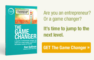 Are you an entrepreneur? Or a game changer? It's time to jump to the next level. Get The Game Changer today!