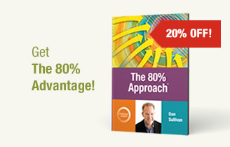 Get The 80% Advantage!