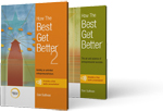 How The Best Get Better&reg; Two-Volume Set<br /> product image.