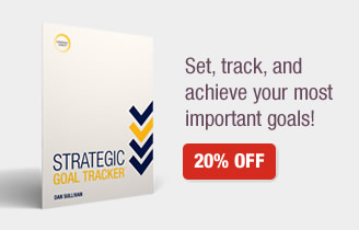 The Strategic Goal Tracker 20% off. Set, track, and achieve your most important goals!