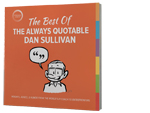 The Best Of: The Always Quotable Dan Sullivan product image.